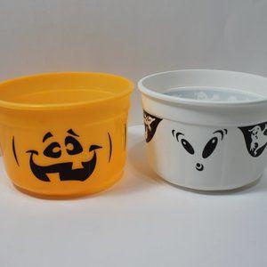 1993 McDonalds Halloween Buckets